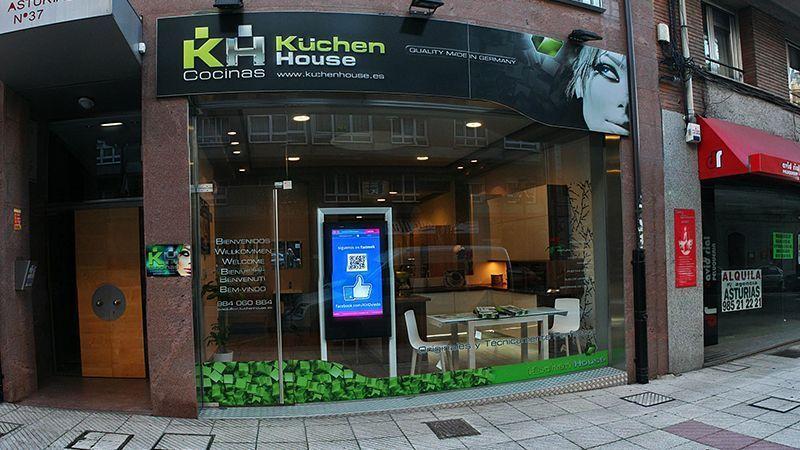 Tienda KüchenHouse Oviedo