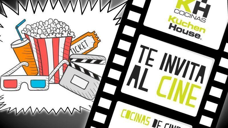 Evento - Participa y ven al cine con KuchenHouse