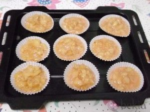 Muffins de tortilla de patata Kuchen House Cocinas