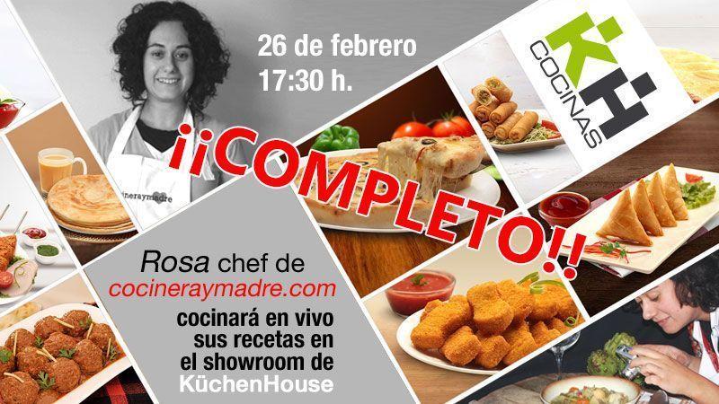 Taller de cocina Kuchen House. Aprende a hacer dulces de Semana Santa en Valladolid