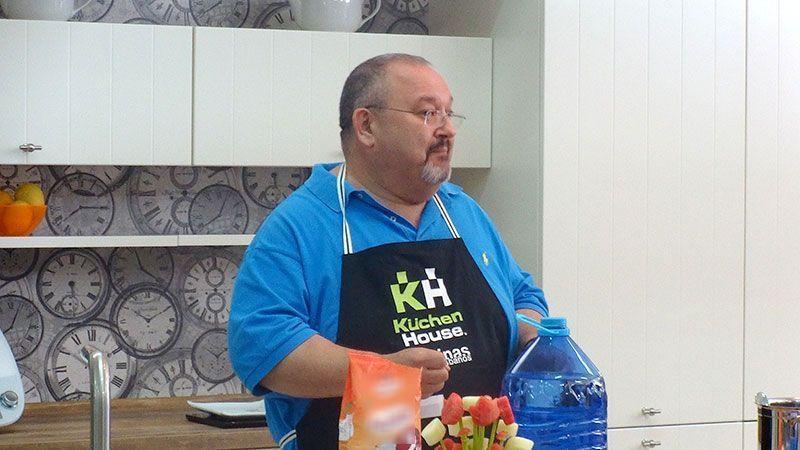 Gran éxito en el Kocinando Hoy de Kuchen House en Alicante  Kuchen House Cocinas   Cocinas Alemanas   Cocinas con TecnoDiseño   Armario Aleman