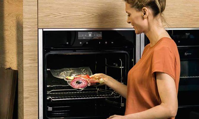 No te pierdas lo mejor de la cocina al vacío