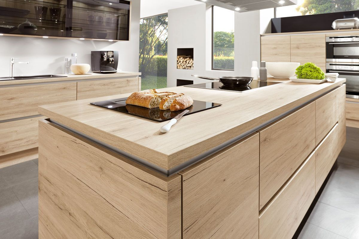 Tipos de materiales para tu encimera cocinas kuchenhouse - Encimeras de cocina materiales ...