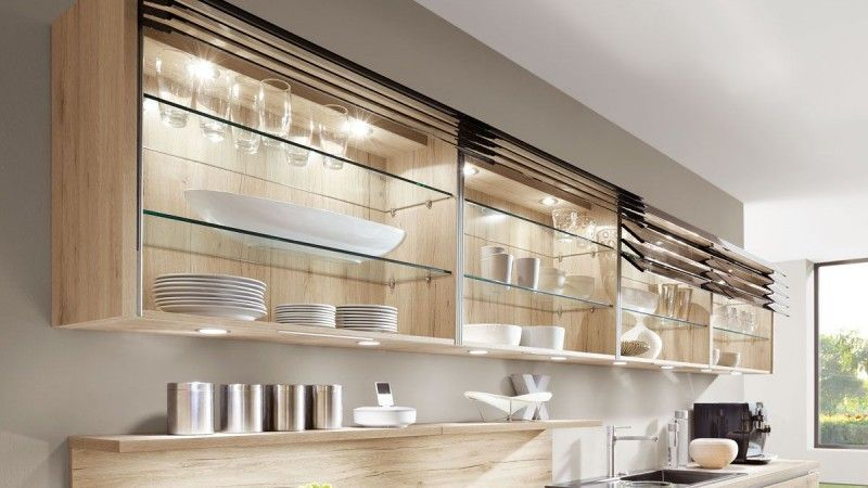 Ilumina tu vida, Ilumina tu Cocina Kuchen House | Cocinas Alemanas | Mueble Aleman | Armarios