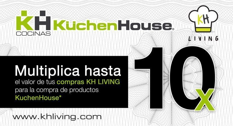 descuento KH Living