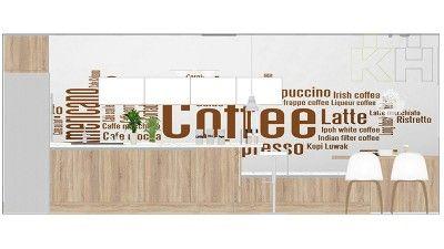 De una idea a tu cocina. Plano alzado 2D en color | Render KüchenHouse Cocinas | Novedades en mobiliario de cocinas | Catálogo de cocinas | Ideas de decoración | Cocinas de Diseño Modernas | Cocinas Alemanas a precio de fábrica