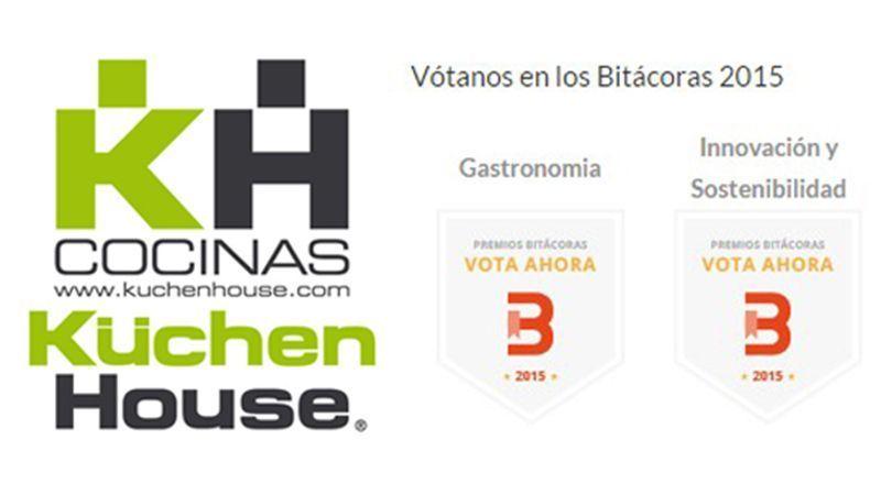 KüchenHouse Cocinas en los #Bitacoras15