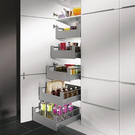 Top2. Más espacio, mucho más espacio con nuestros muebles de columna que lo ocupan todo
