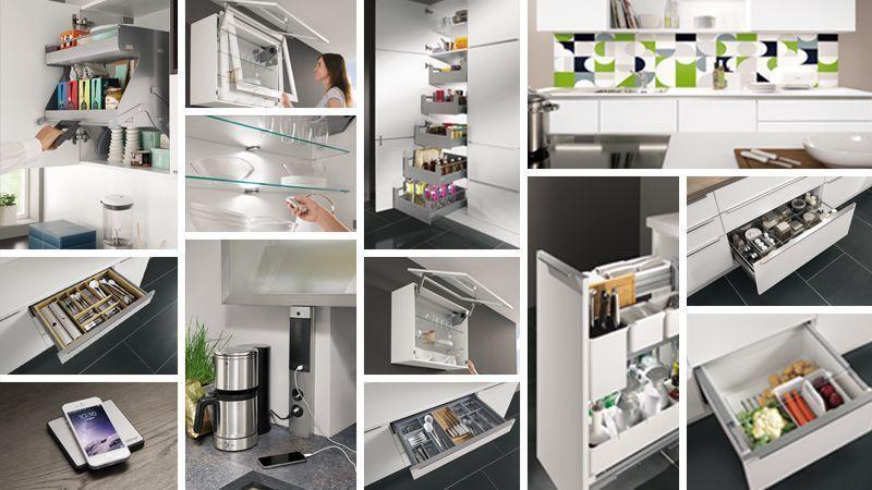 El top 10 de los accesorios en las Novedades 2016 KüchenHouse Cocinas