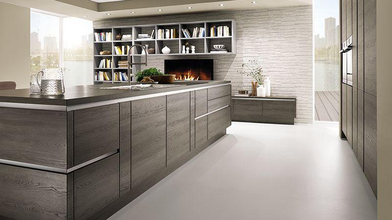 Estilo de vida en una cocina de dise o kuchen house - Diseno de una cocina ...