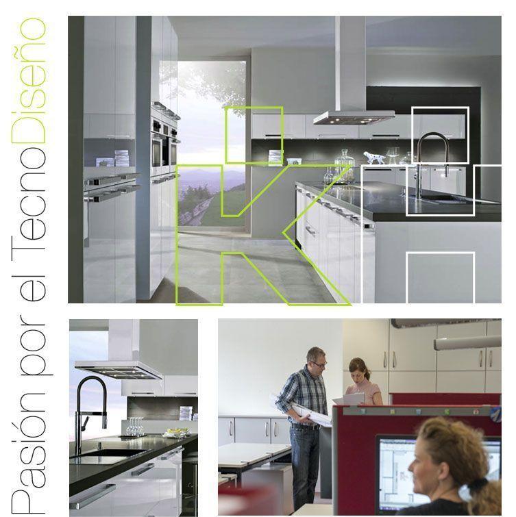 Kuchenhouse cocinas calidad alemana cocinas kuchenhouse for Equipo mayor y menos de la cocina pdf