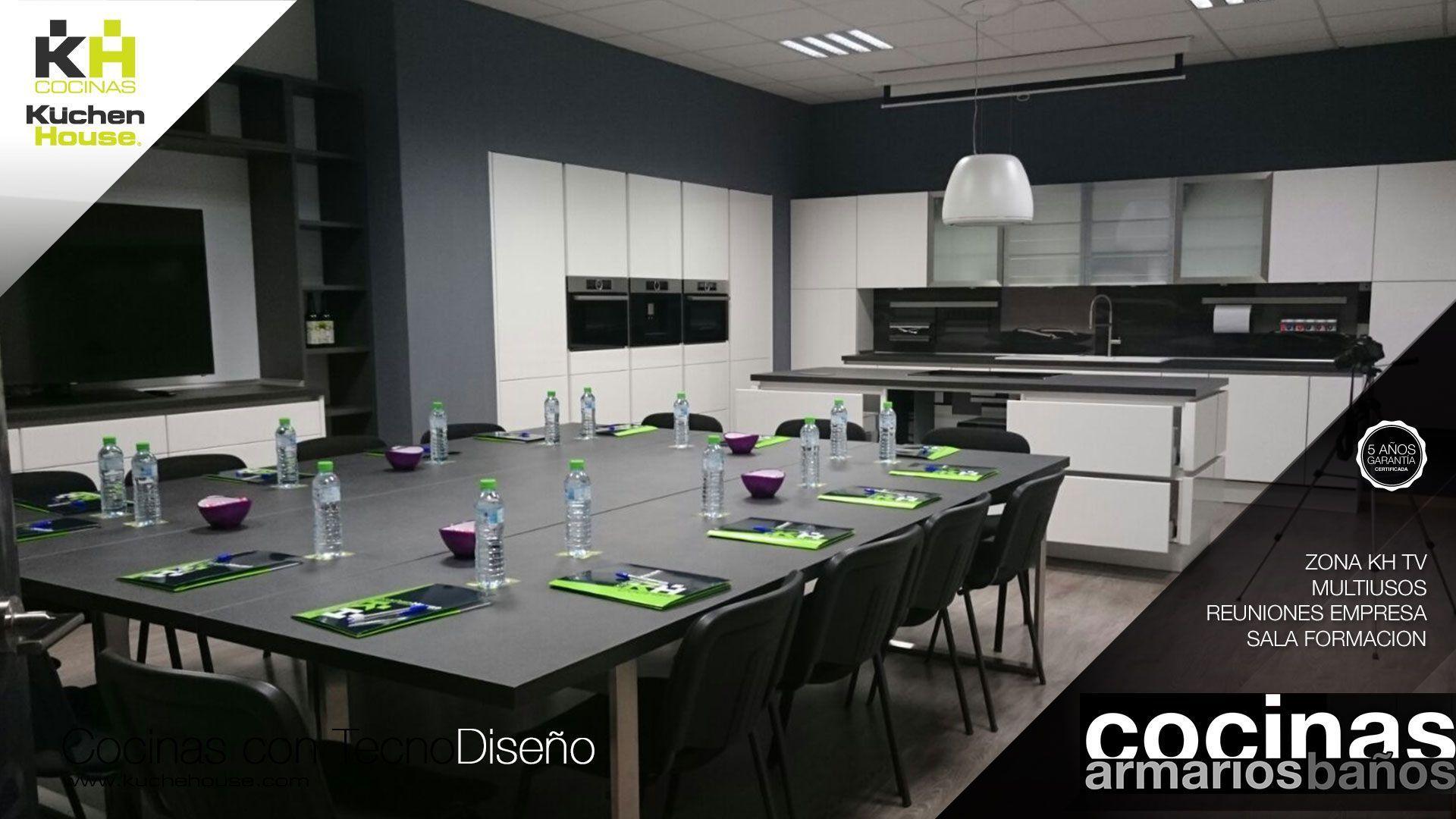 Sala de Formación Cursos de cocina Multiusos Kuchen House Cocinas 4