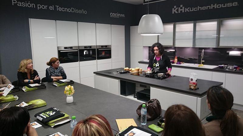 Éxito total en el primer Taller de Cocina Kuchen House | Cocinas alemanas | Armarios | German Quality