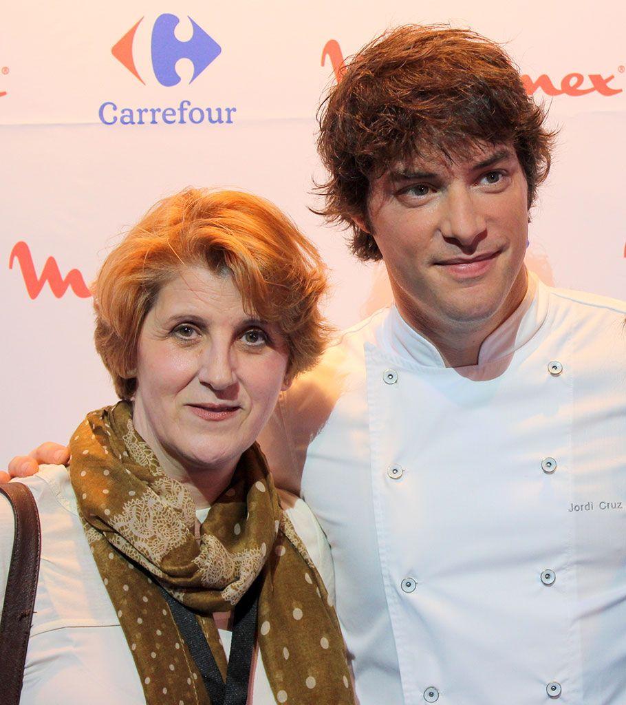 Julia con Jordi Cruz, un poco de si misma en cada una de sus recetas | Hablamos con ... Entrevistas Kuchen House | Cocinas Alemanas | Armario Alemán