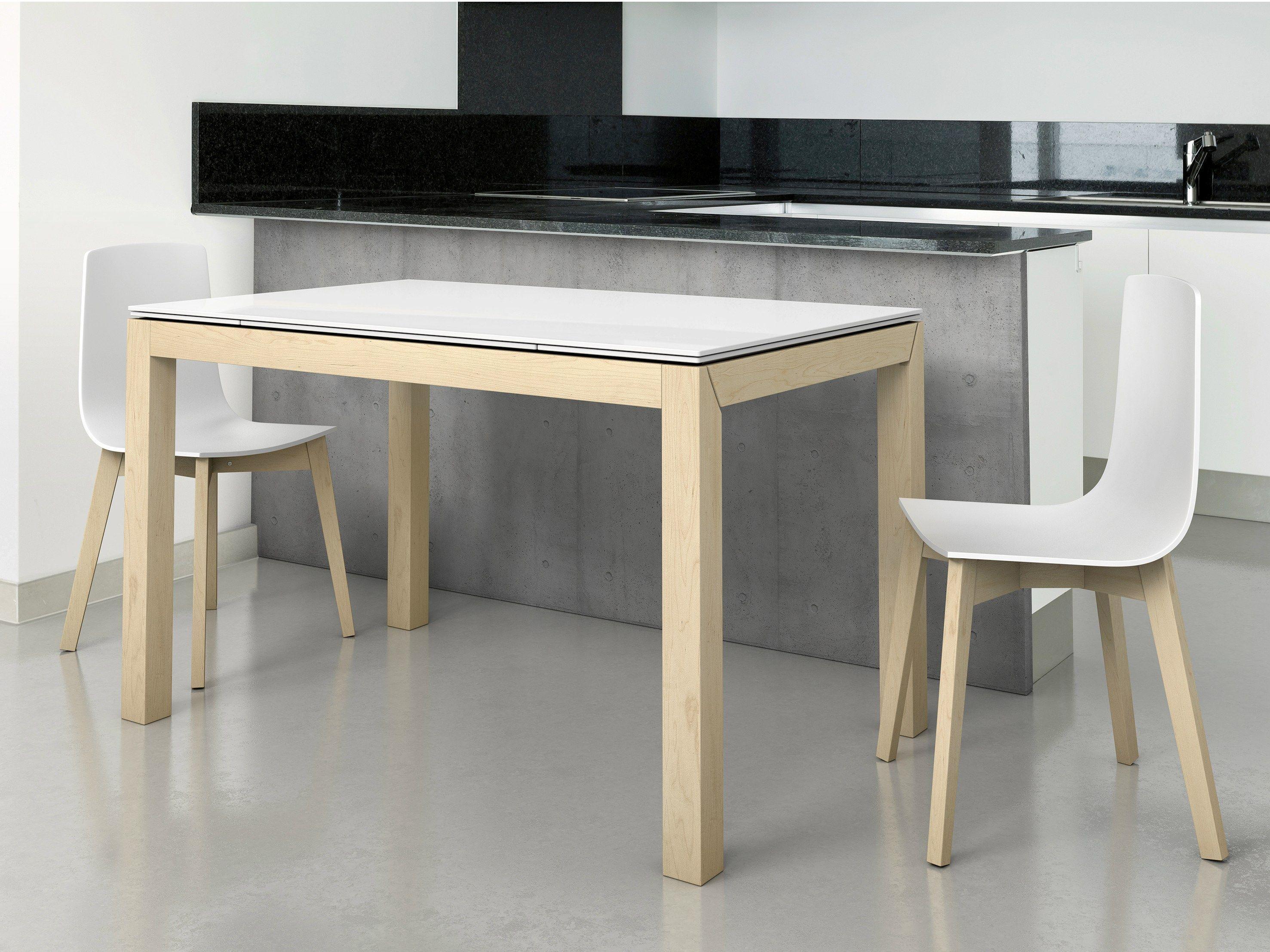 Soluciones kuchen house para mesas de cocina cocinas - Mesas de cocina plegables de pared ...
