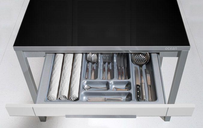 Soluciones Kuchen House para mesas de cocina | Cocinas ...