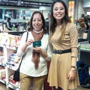 María, tan amable y sencilla como Las Recetas Fáciles de María | Hablamos con ... Entrevistas Kuchen House | Cocinas Alemanas | Armario Alemán