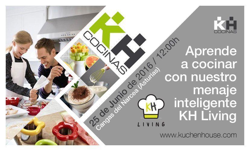 Aprende a cocinar con nuestro menaje inteligente kh living for Como aprender a cocinar