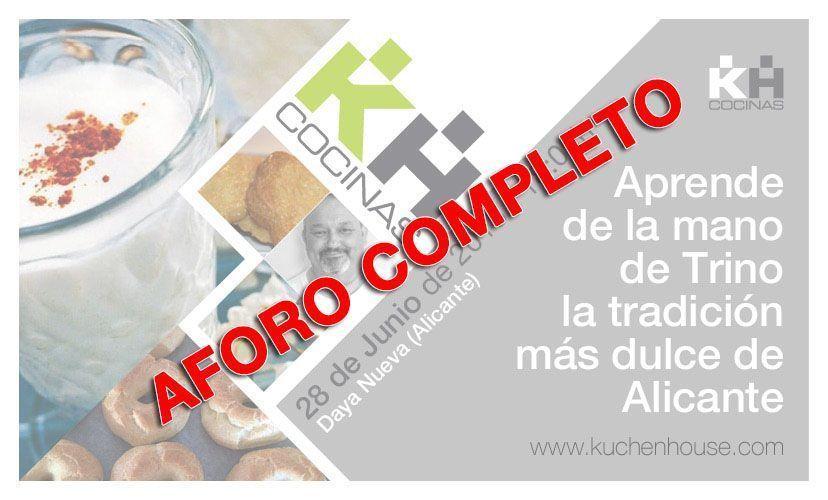 Aprende de la mano de Trino la tradición más dulce de Alicante   Taller de cocina Kuchen House.