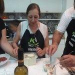 Helado de Queso Pitu con Nueces y Jamón de Las Recetas Fáciles de María | Taller de cocina Kuchen House