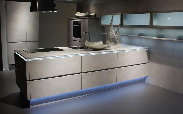 Soluciones kuchen house para iluminar tu cocina cocinas for Cocinas alemanas