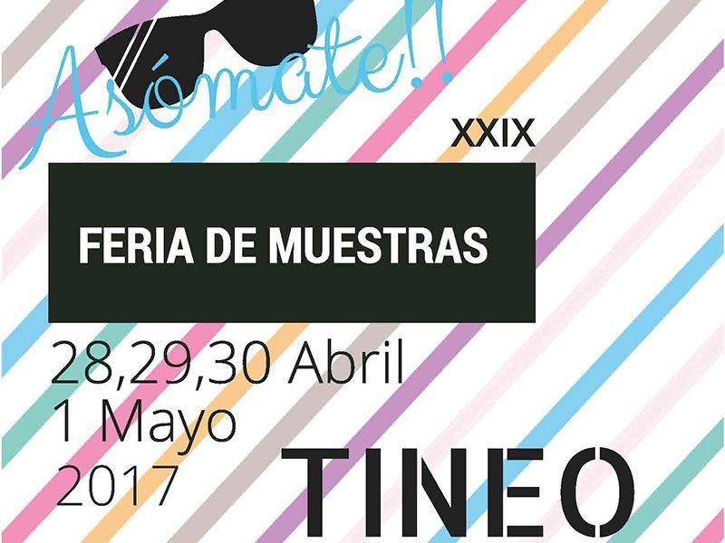 Cartel Feria de Tineo 2017 - KüchenHouse Gojón - Cocinas - Armarios - Hogar - Reformas