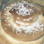 Receta de Tetas de Monja o Pasteles de Gloria by Chef Trino - III MasterClass Alicante Kuchenhouse Abril 2017