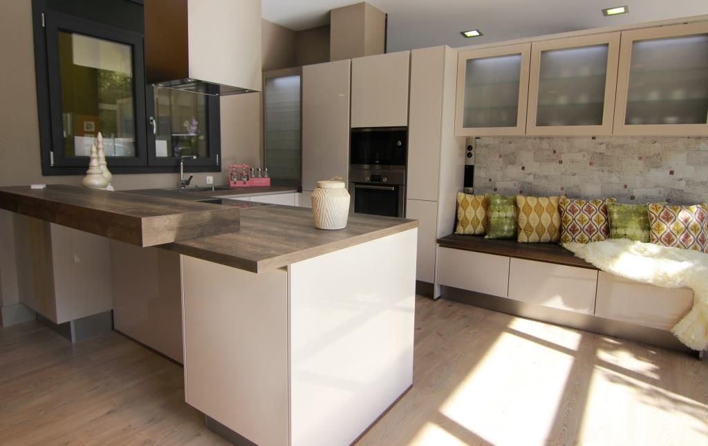 Cocinas kuchenhouse k chenhouse mollerussa lleida cocinas armarios hogar reformas - Muebles de cocina alemanes ...