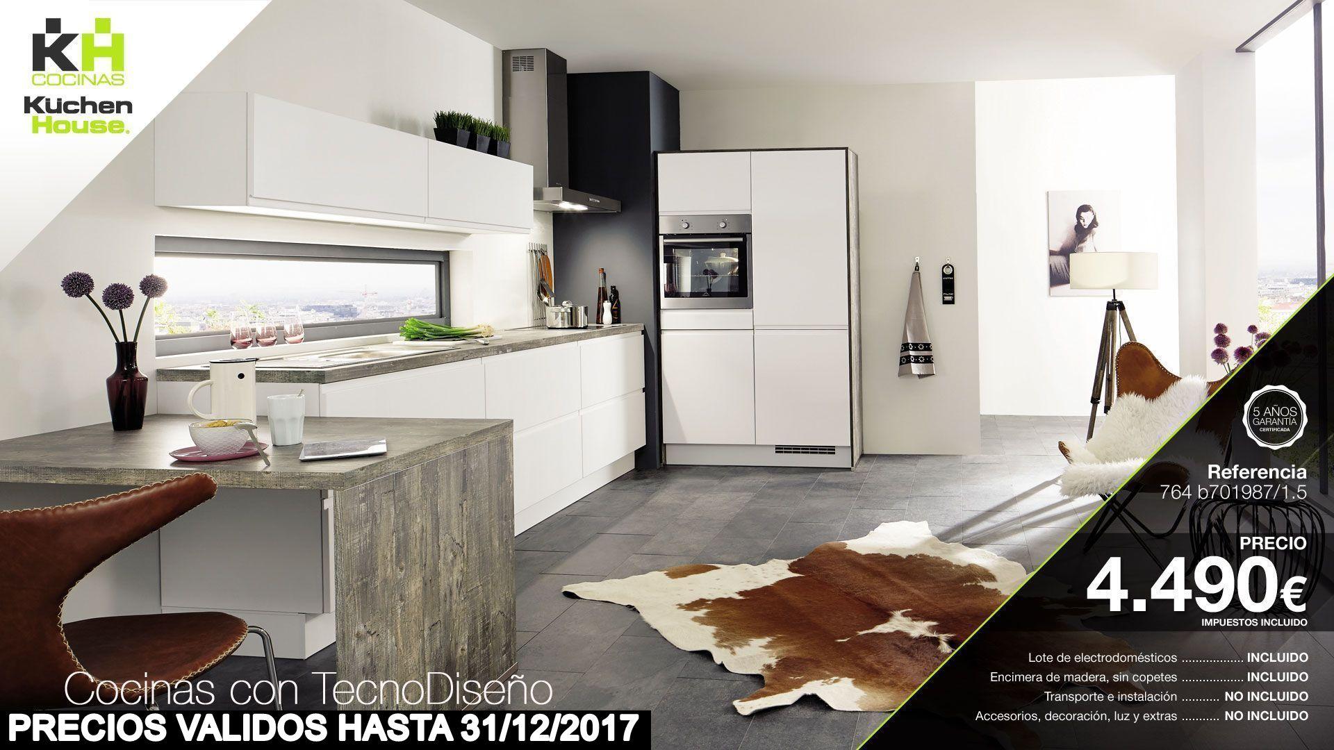 PRECIOS cocinas 2017 | Cocinas KUCHENHOUSE