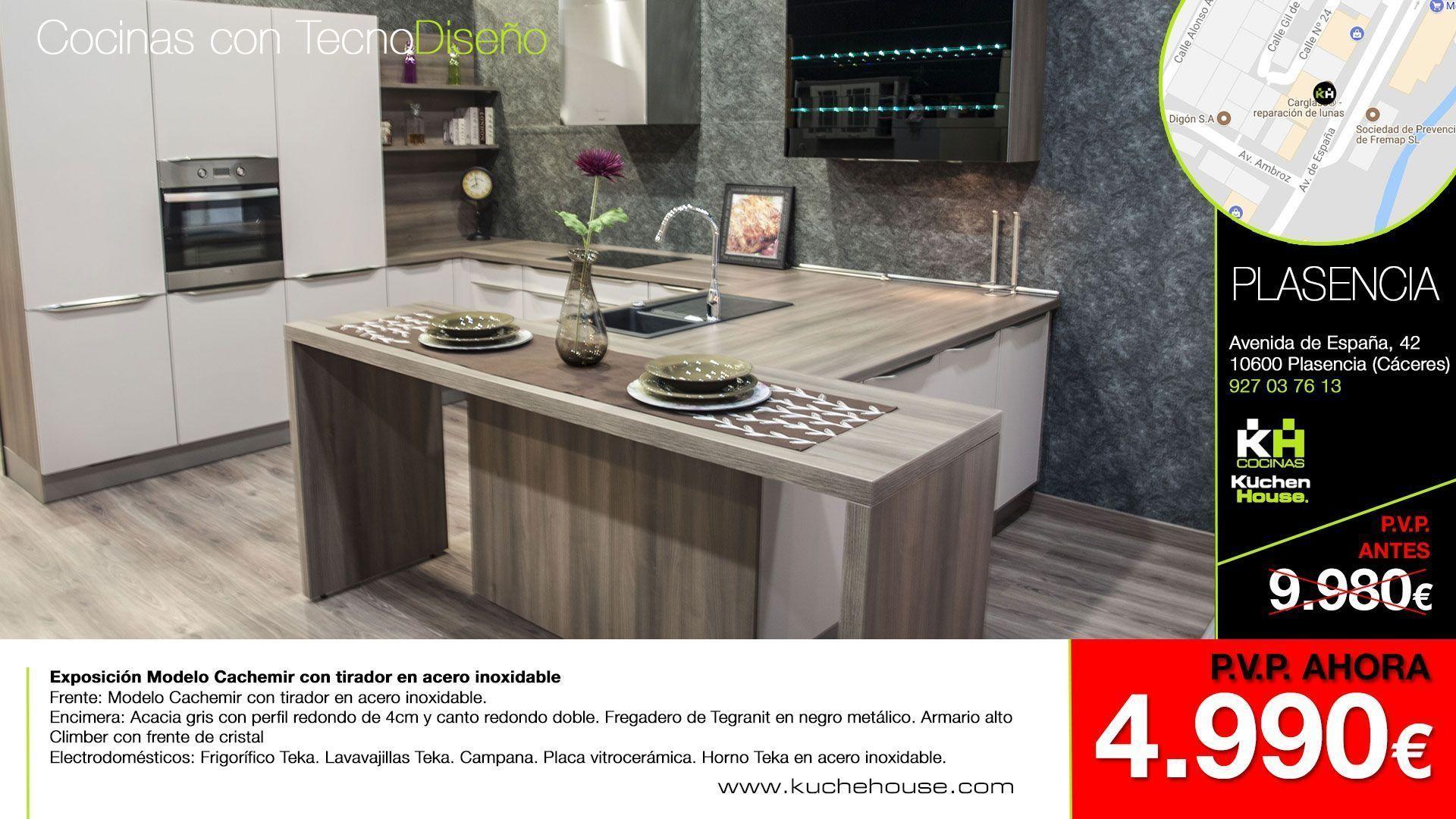 KüchenHouse Plasencia - Cocinas - Armarios - Hogar - Reformas