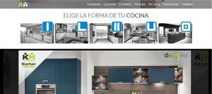 Todo KüchenHouse con un sólo click. Haciendo tu vida más fácil | Cocinas, armarios, reformas de hogar | Calidad alemana