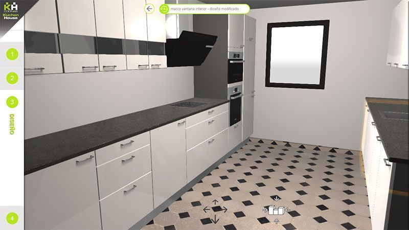 Hermosa Wickes Cocina Planificador 3d Modelo - Ideas de Decoración ...
